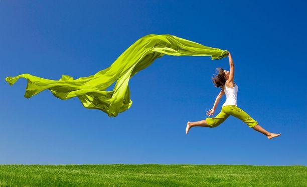 Elämäntaparemontti onnistuu parhaiten, jos aloitat kyllin hitaasti.