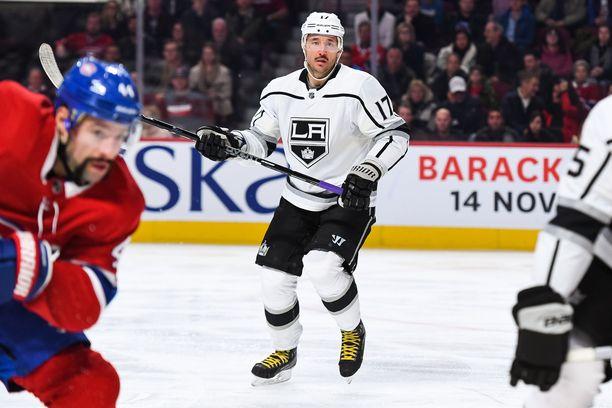 Jäikö tämä Ilja Kovaltshukin viimeiseksi NHL-otteluksi? Hän tuskaili 9. marraskuuta Montreal Canadiensin vieraana.