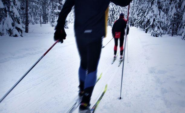 Suomessa vietetään hiihtolomaa porrastetusti viikoilla 8-10.