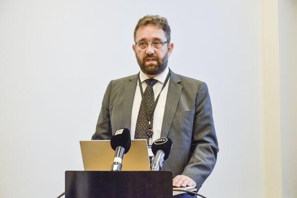 Onnettomuustutkintakeskuksen johtaja Veli-Pekka Nurmen mukaan Porvoon Emäsalon luotsiveneturma on erikoinen tapaus.