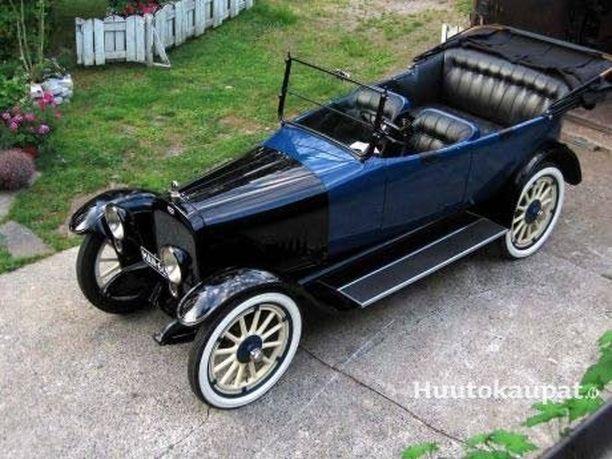 Pidetään mahdollisena, että juuri tämä oli se auto, jonka Al Capone osti vaimolleen lahjaksi.