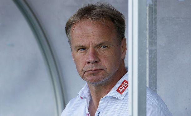 Juha Malinen tarvitsee uuden maalitykin.