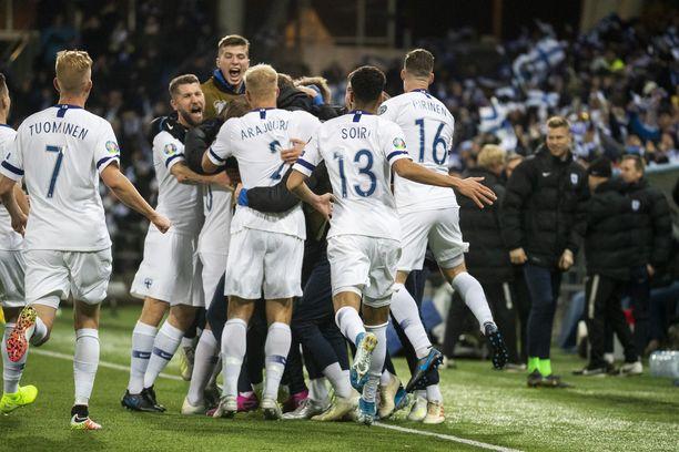Suomi vierailee Tukholmassa ennen historiallisia EM-kisoja.