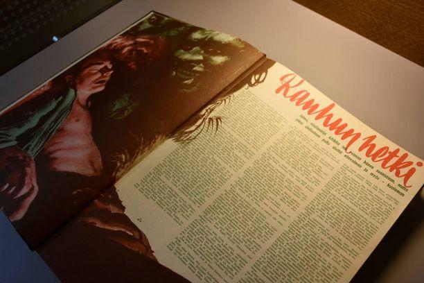 Vielä 1950-luvulla Jallussa oli myös novelli tarinoita esimerkiksi Afrikassa malariaan sairastuneesta miehestä.