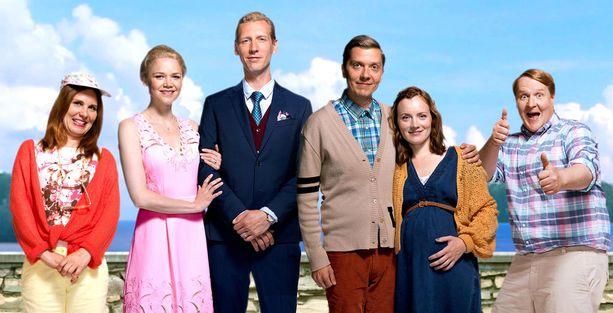 Onnela perustuu ruotsalaiseen Solsidaniin. Suomalainen versio on myös myyty Ruotsiin.