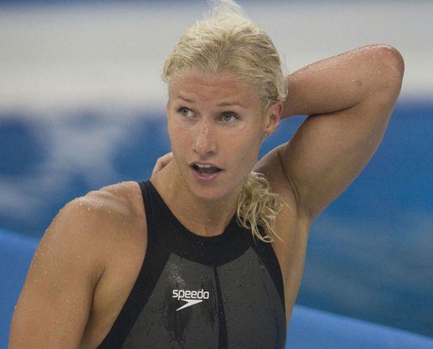 Hanna-Maria Seppälä jatkoi vahvoja esityksiään Pekingissä.