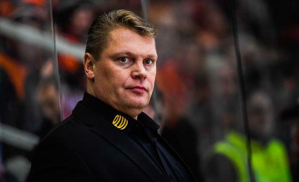 Pekka Virta on johdattanut KalPan tällä kaudella jo välieriin.