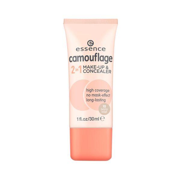 Camouflage 2 in 1 Make up & Concealer, 4,69 e