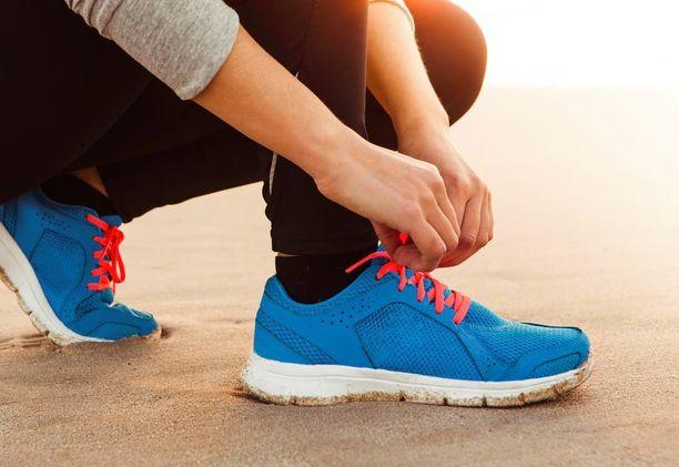 Juokseminen on hyväksi, juoksee ihminen sitten lujaa tai vähän hiljempaa vauhtia.