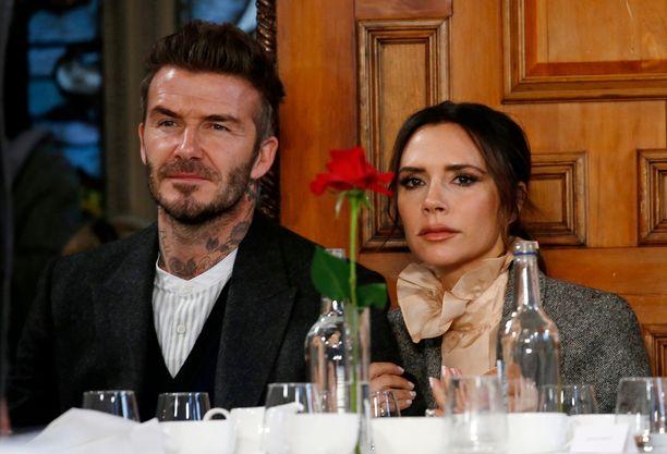 David Beckham on perfektionisti, Victoria Beckham ei.