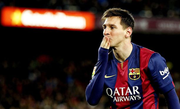 Lionel Messi laukoi hattutempun paikallisvastustajan verkkoon.