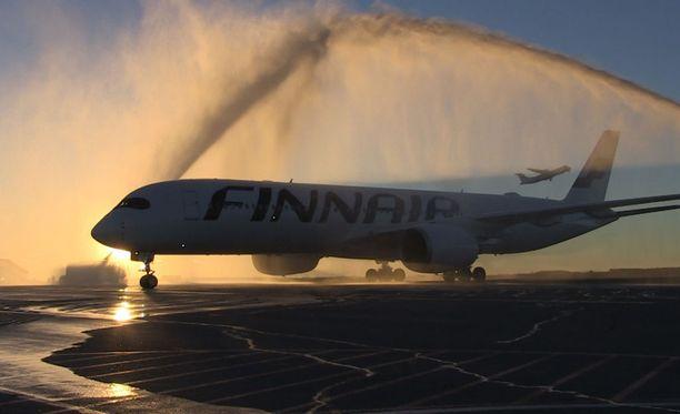 Finnair on kaupallisen alan opiskelijoiden suosiossa.