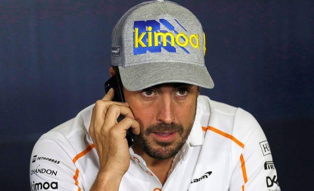 Fernando Alonson mukaan Monacon GP on välistä melkoista lottoa.