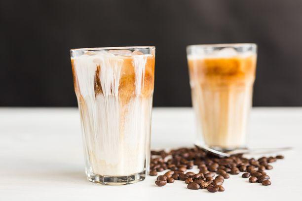 Millainen maito on parasta kahvin joukossa?