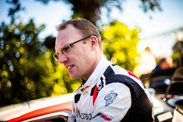 Jari-Matti Latvala ei löytänyt Korsikalla vauhtia eikä fiilistä.