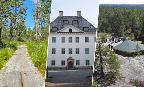 Monet Turun seudun kesäiset kohteet sopivat myös syksyn lomille.