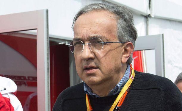 Sergio Marchionne uskoo, että Ferrari-faneilla on aihetta juhlaan Monzassa.