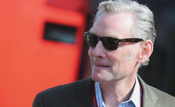 Sean Bratches vastaa F1-sarjan kaupallisesta puolesta.