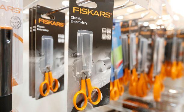 Fiskars valmistaa kuluttajatuotteita.