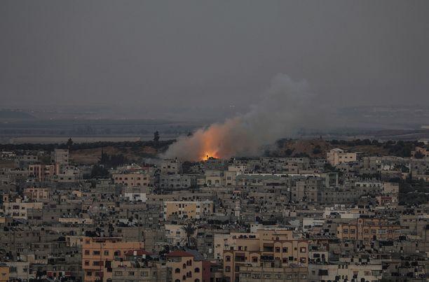 Konflikti Israelin ja palestiinalaisten välillä on kärjistynyt nopeasti.