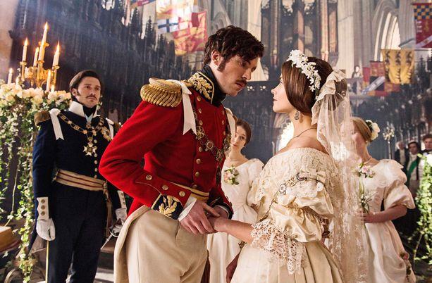 Albert ja Victoria olivat ja ovat sarjassakin serkuksia.