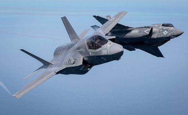 F-35:stä on tarkoitus tulla USA:n ja sen liittolaisten asevoimien seuraava keskeinen työkalu.