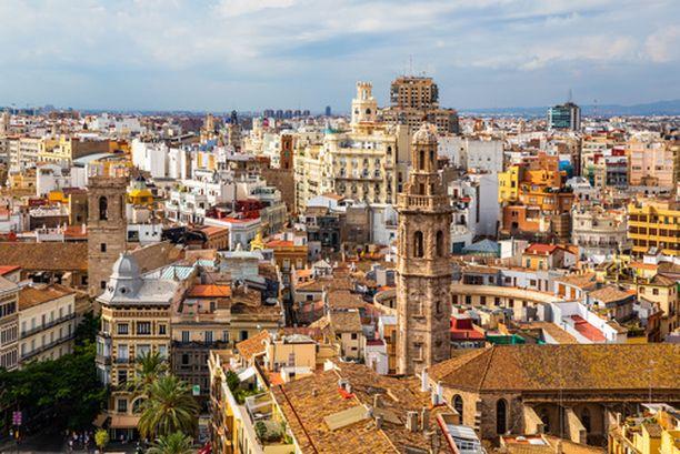 Valencia on Espanjan kolmanneksi suurin kaupunki.