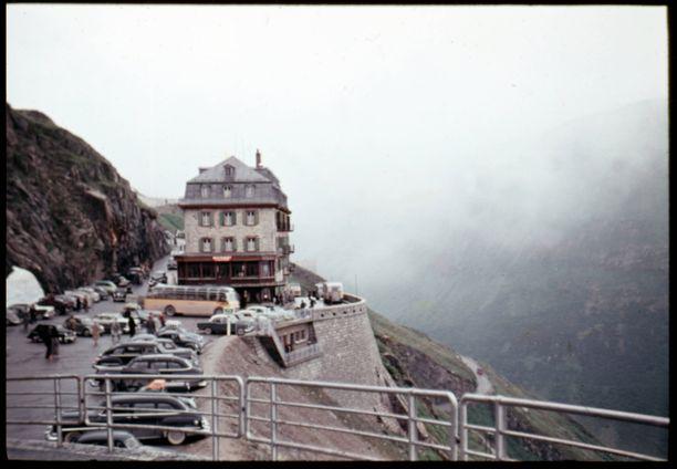1960-luvun alussa otettu kuva. Tässä vaiheessa Belvedere vielä menestyi.