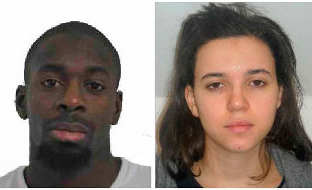 Poliisi ei ole vielä tavoittanut Amedy Coulibalyn naisystävää Hayet Boumddieneä.