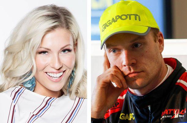 Maisa Torppa ja Jari-Matti Latvala olivat yhdessä 3,5 vuotta.