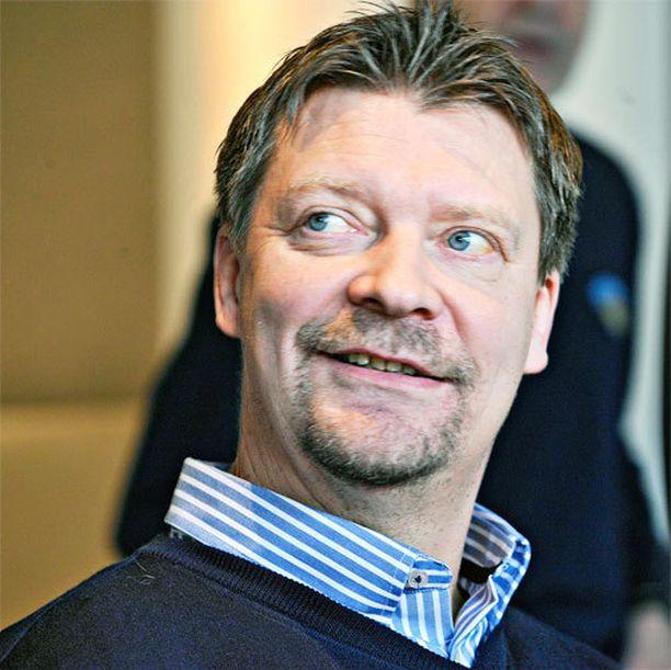 Jukka Jalosen mukaan seitsemän maalin kunnianosoitus päätettiin kesken Ranska-pelin.