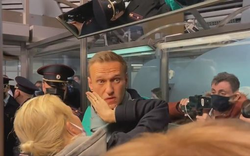 Pääkirjoitus: Aleksei Navalnyin kohtelu osoittaa, että Kreml kokee hänet uhaksi