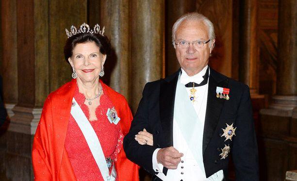 Kuningatar Silvialla ja kuningas Kaarle Kustaalla on nyt neljä lastenlasta.