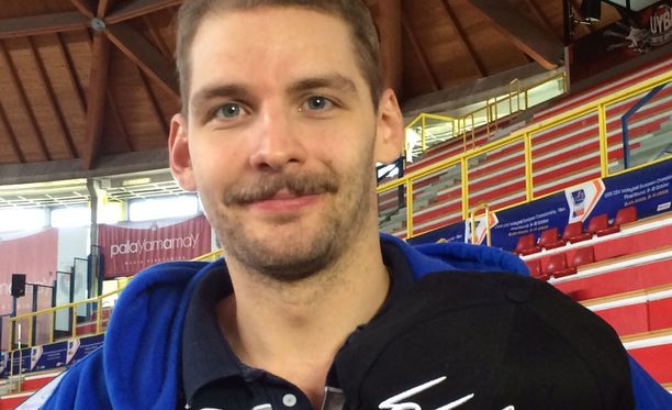 Olli-Pekka Ojansivu on ollut Suomen profiiliukko läpi turnauksen.