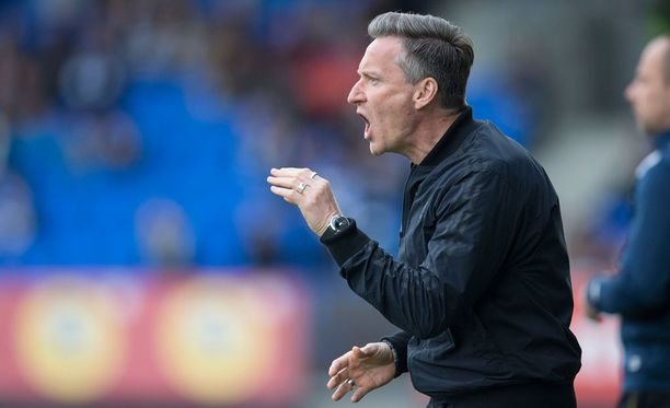 Sixten Boström ei murehdi asemaansa SJK:n päävalmentajana.