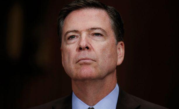 Erotettu James Comey ei ole menettänyt luottamustaan FBI:n sisällä.