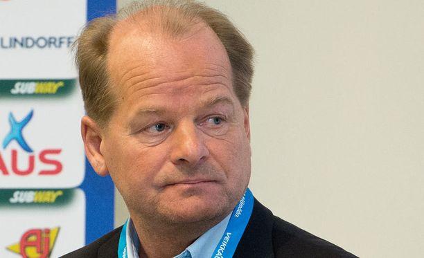 Antti Muurisella on sopimus Mypan kanssa ensi vuoden loppuun.