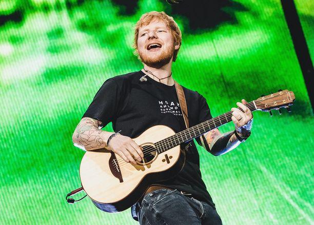 Ed Sheeranin konserttien lippujärjestely on aiheuttanut ongelmia ostajille.