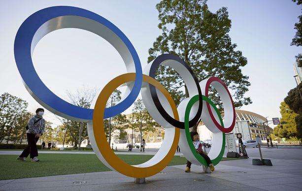Olympialaisten kohtalo on mysteeri.