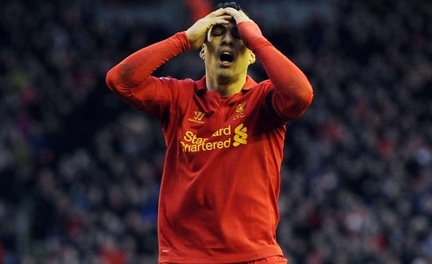 Luis Suarezia odottaa neljän kuukauden piina.