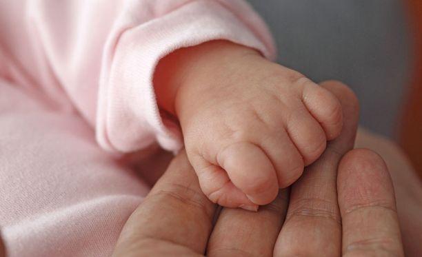 Suomalaisnainen synnytti yllätysvauvan tämän viikon tiistaina Las Palmasissa. Kuvituskuva.
