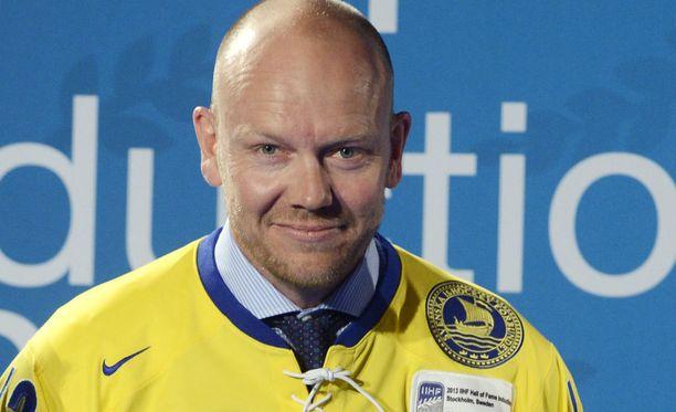 Mats Sundin on mukana Ruotsin maajoukkueen johtoryhmässä neuvonantajana.