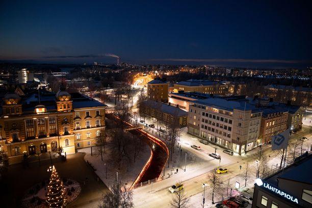 Lauantaisista hyökkäyksistä kaksi ensimmäistä tapahtui Koskitiellä Oulun Tuirassa.