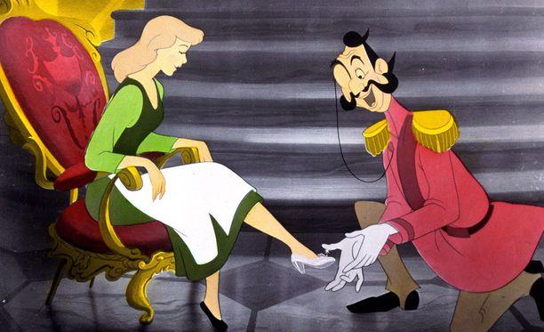 """""""Älä nyt herraisä pistä noita mulle jalkaan."""""""