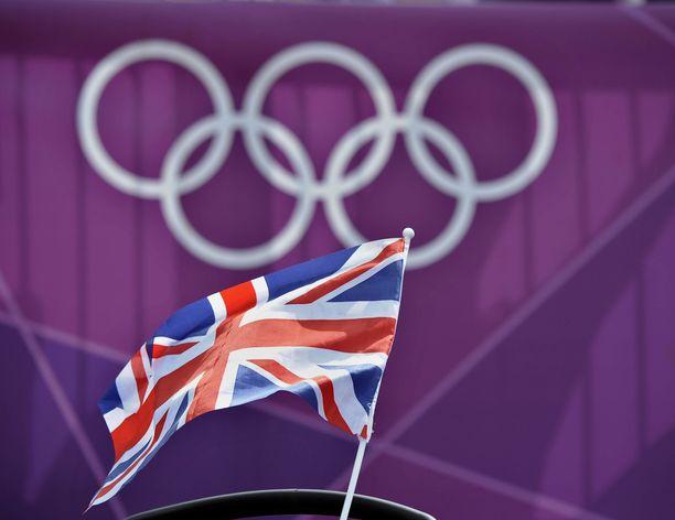Brittiurheilijoille annettiin ihme