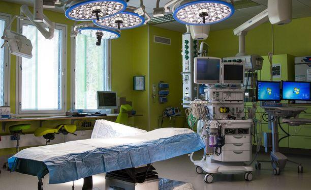 Jorvin sairaalassa asioinut nainen sai käsiinsä tuntemattoman henkilön henkilötunnuksen ja osoitetiedot. Kuvituskuva Jorvin sairaalasta.