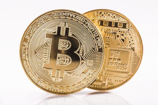 Tunnetuin kryptovaluutta on bitcoin, jonka arvo nousi koronavuoden marraskuussa uuteen ennätykseen.