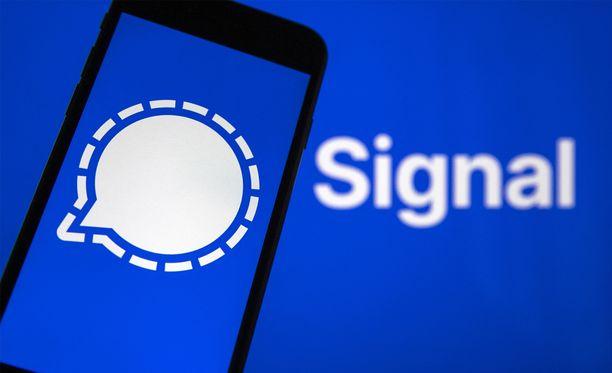 Signal kärsii maailmanlaajuisista ongelmista.