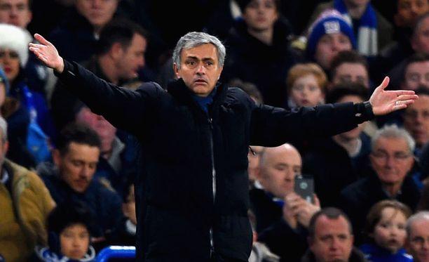 José Mourinhon mukaan Chelsea olisi ansainnut voiton Newcastle-pelistä.