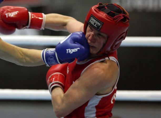 Mira Potkonen otteli Bulgariassa hopeaa.